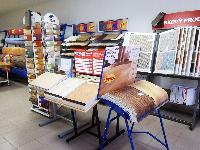 Prodejna TREND, koberce-pvc-podlahy